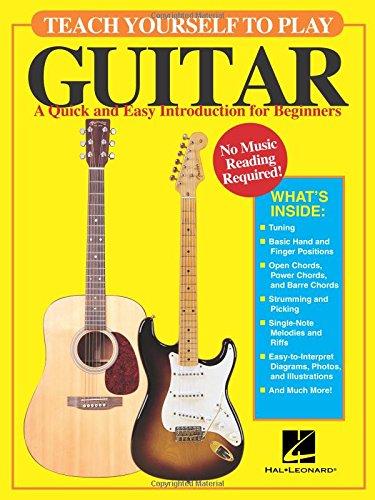 Teach Yourself to Play Guitar
