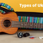What are the 4 types of ukulele?
