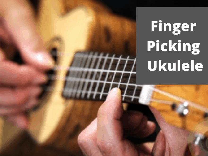 Finger PicKing Ukulele
