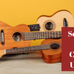 What is the difference between a soprano ukulele and a concert ukulele?