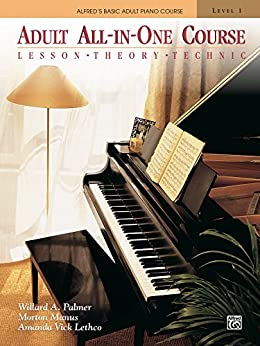 Alfred's Basic All-in-one Piano Course Book