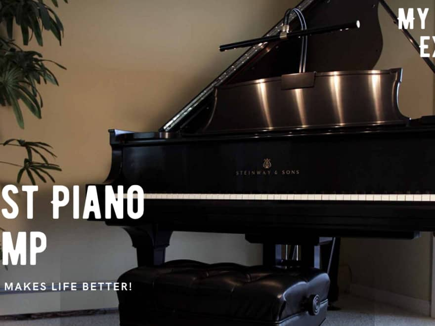 Best Piano Lamp