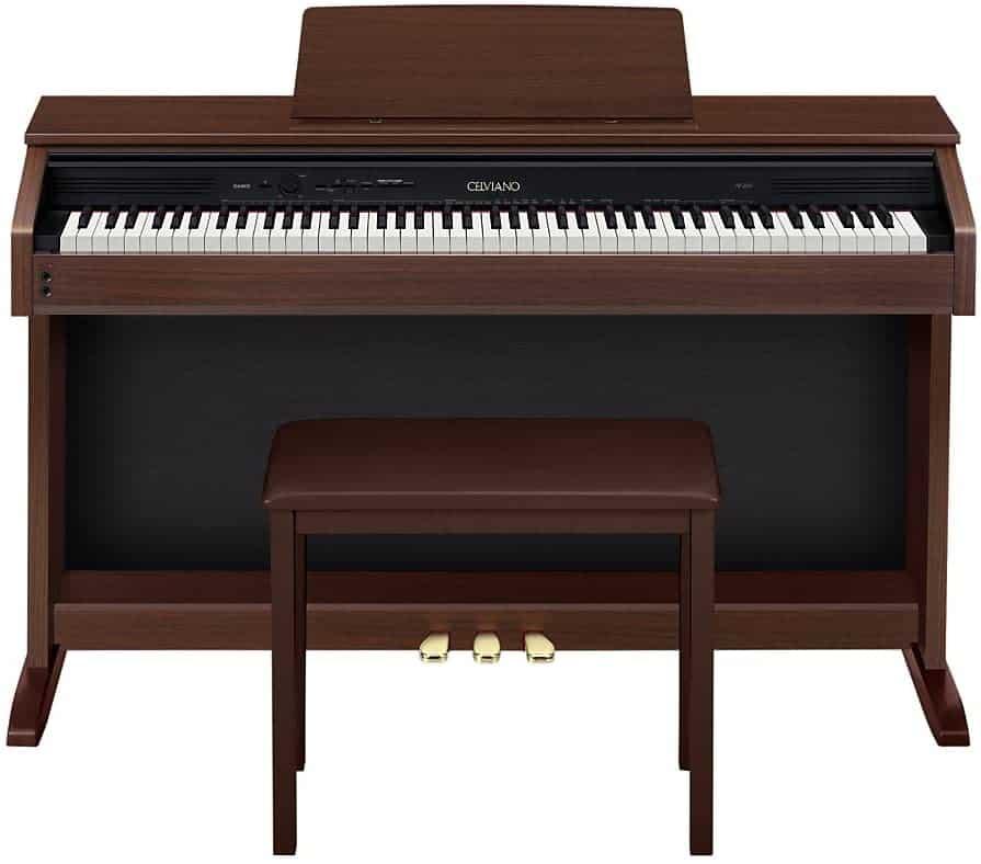Casio AP250 Celviano Digital Piano