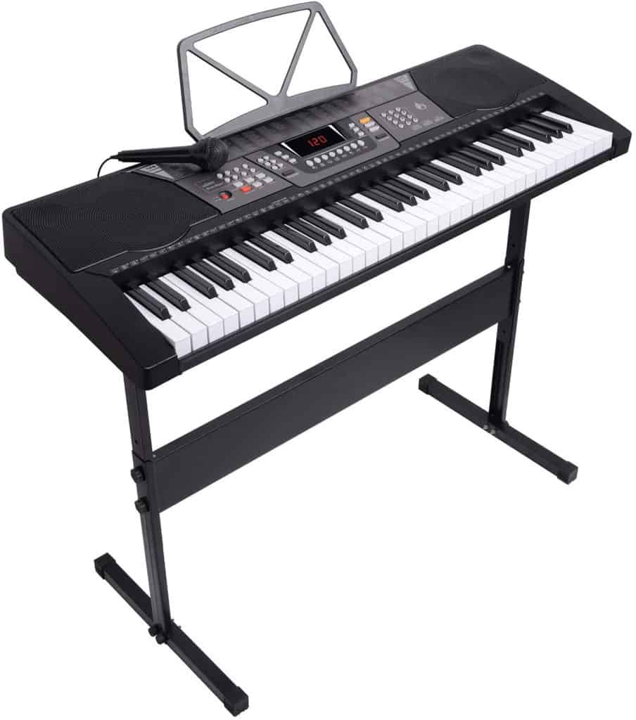 LAGRIMA Portable Electric Piano Keyboard
