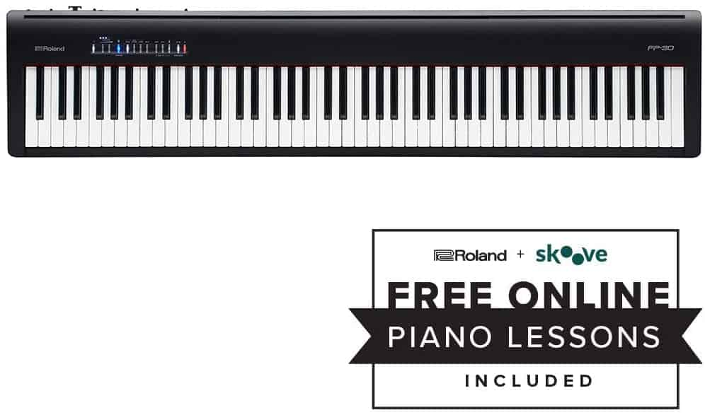 Roland 88-Key Digital Piano