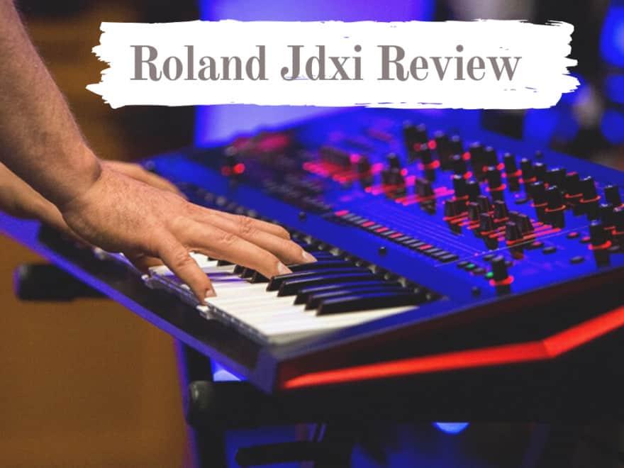 Roland Jdxi Review