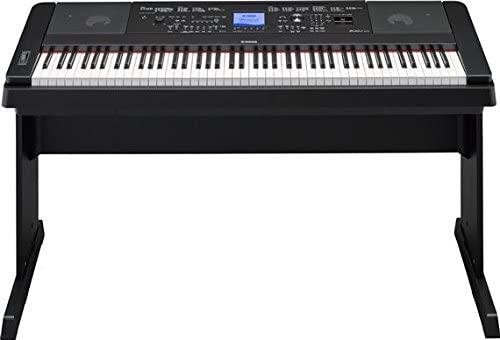 Yamaha DGX660B 88-Key Digital Piano