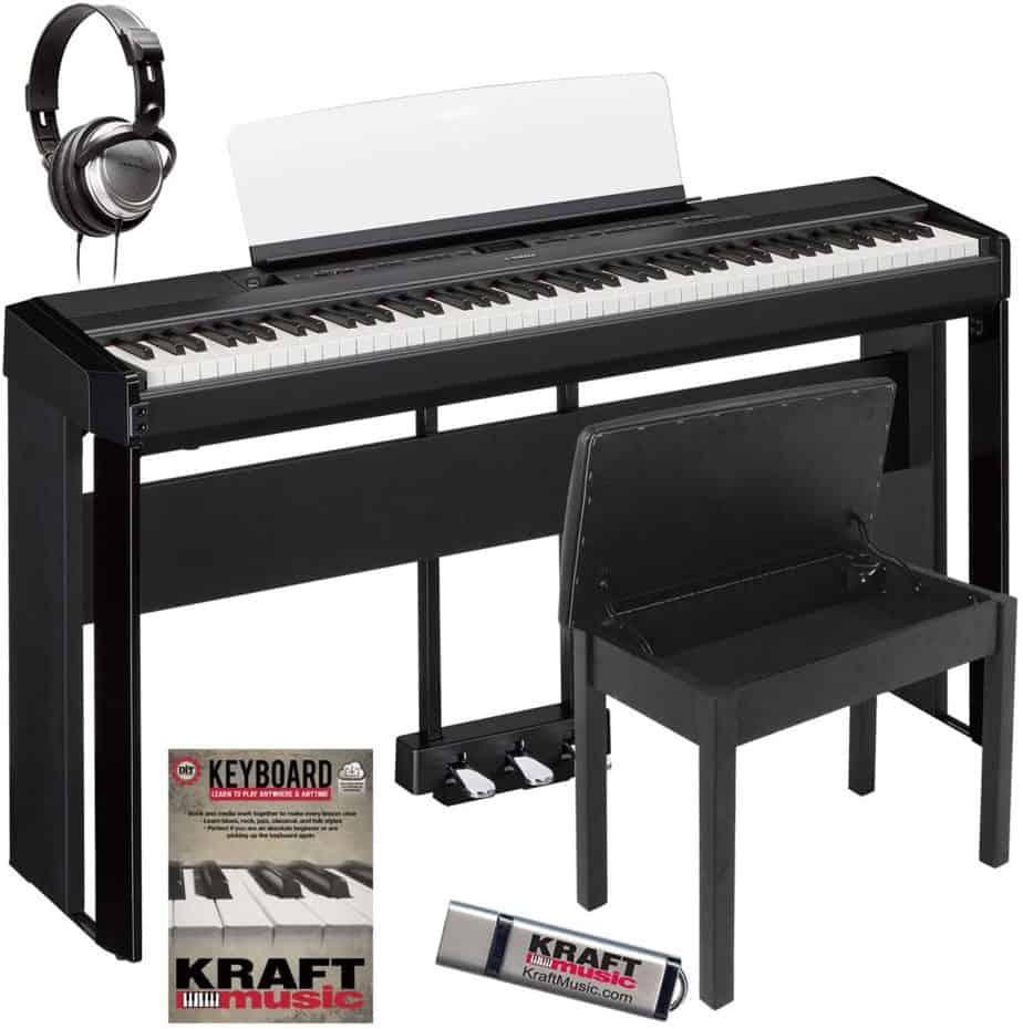 Yamaha P-515 Black Digital Piano