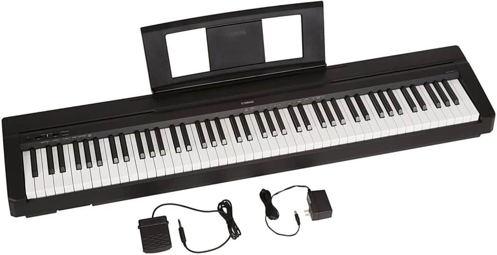 Yamaha P-71 88-Key Digital Piano