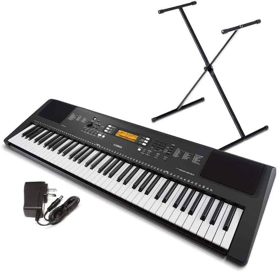 Yamaha PSR 76-Key Portable Keyboard