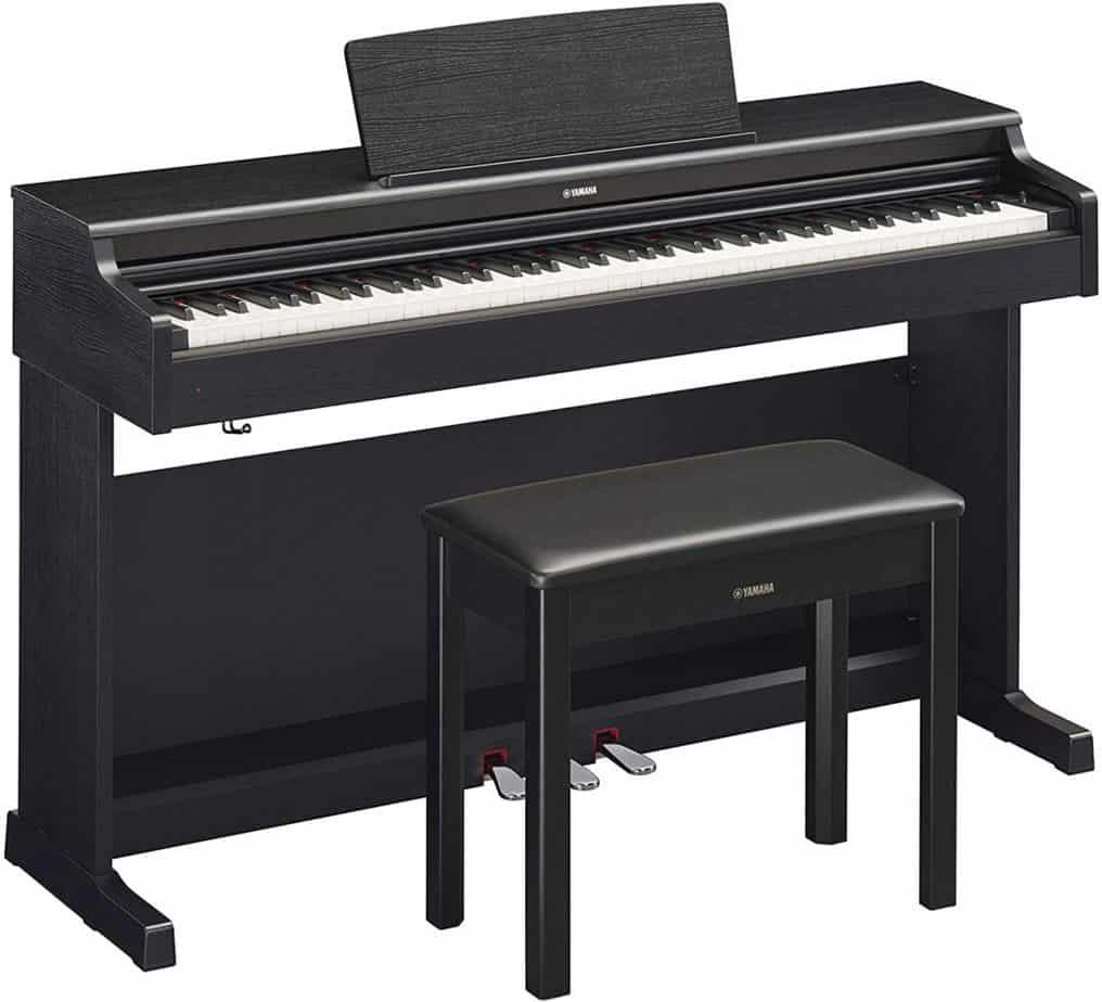 Yamaha YDP164B Arius Digital Console Piano