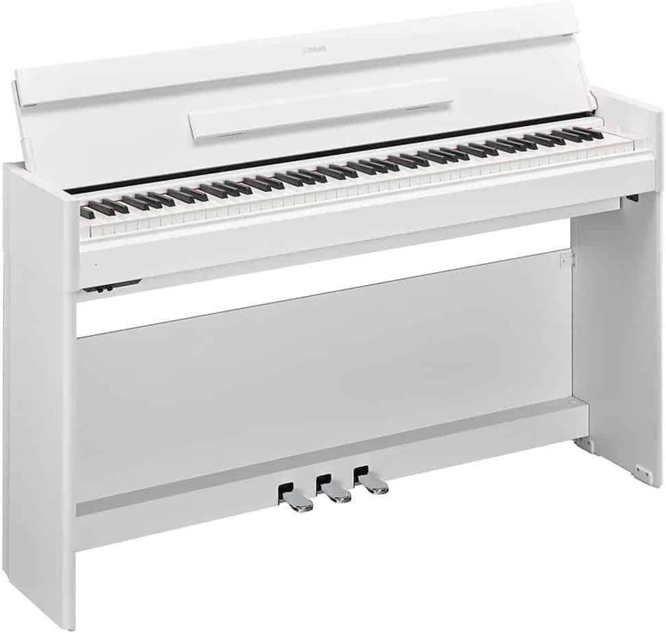 Yamaha YDPS54WH Arius Slim Digital Console Piano