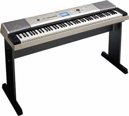 Yamaha YPG535 Portable Grand Piano