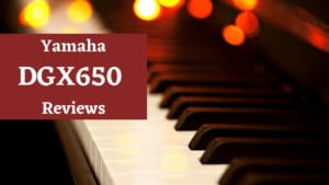 Yamaha dgx650 reviews