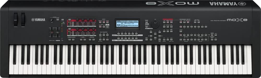 Yamaha mox8 review
