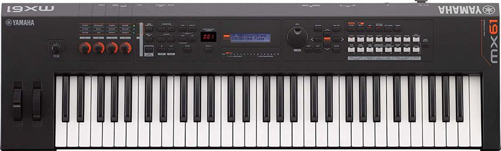 Yamaha mx61 Review