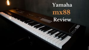 Yamaha mx88 review