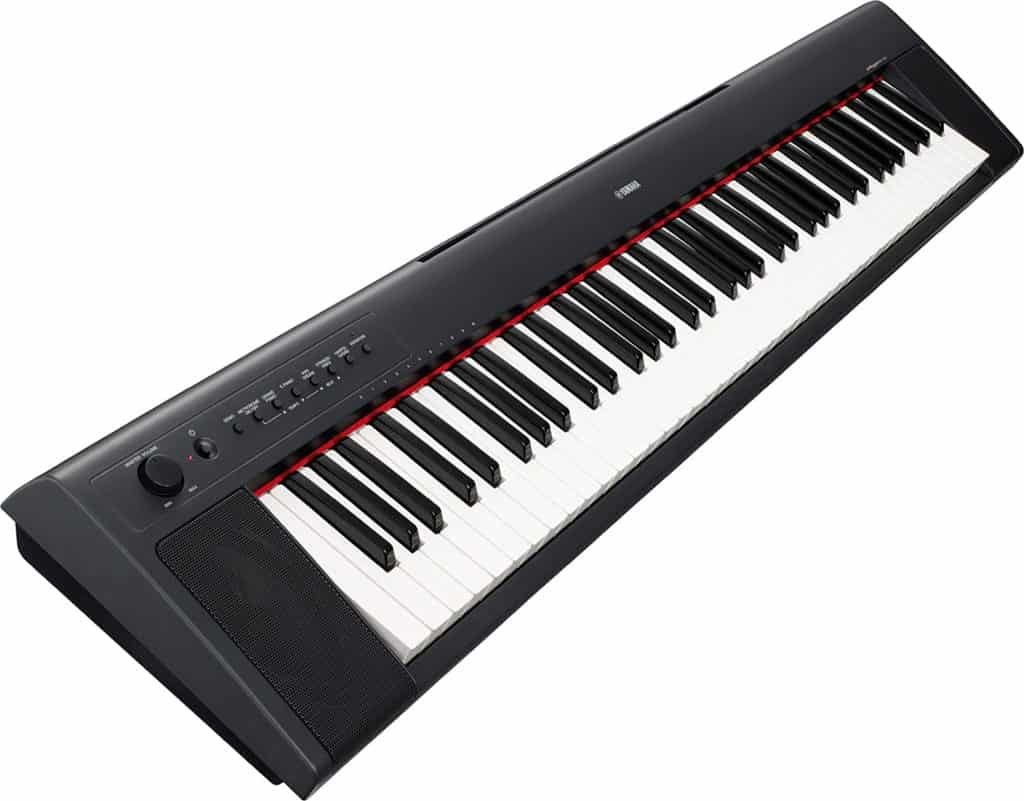 Choose The Best Keyboard With This Yamaha NP31 Review 1