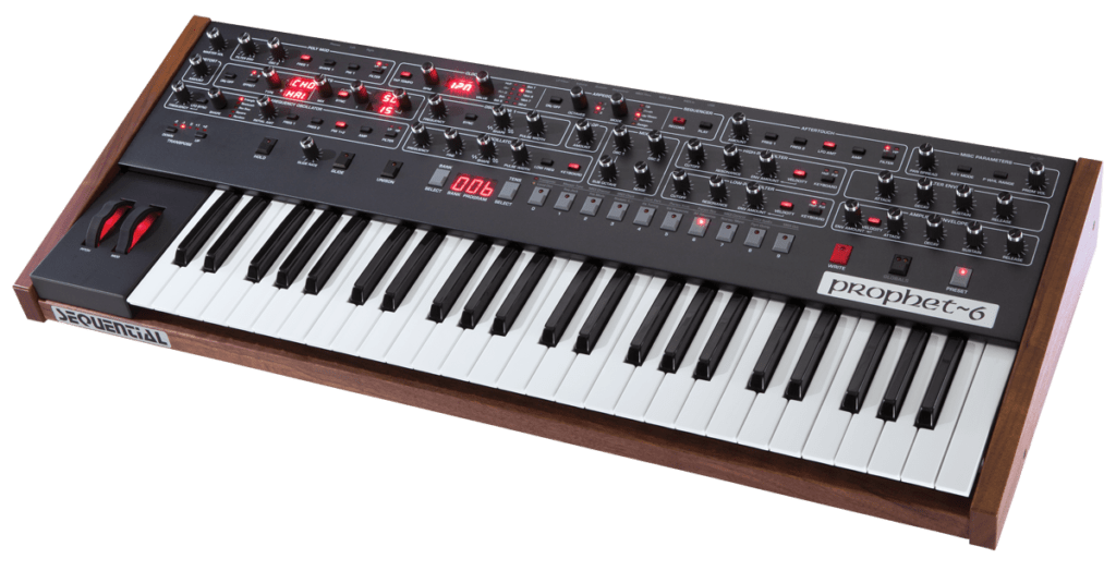 Digital Keyboard vs. Synthesizer