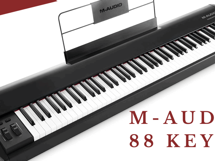 m audio 88 keys