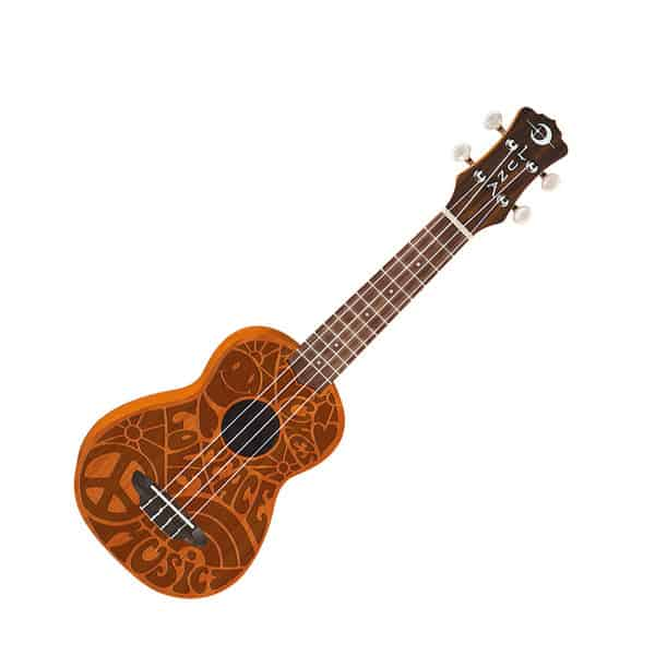 What are the 4 types of ukulele - 1