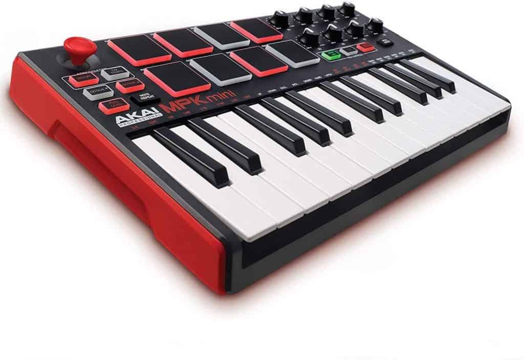 Akai Professional MPK Mini 25-key USB portable piano