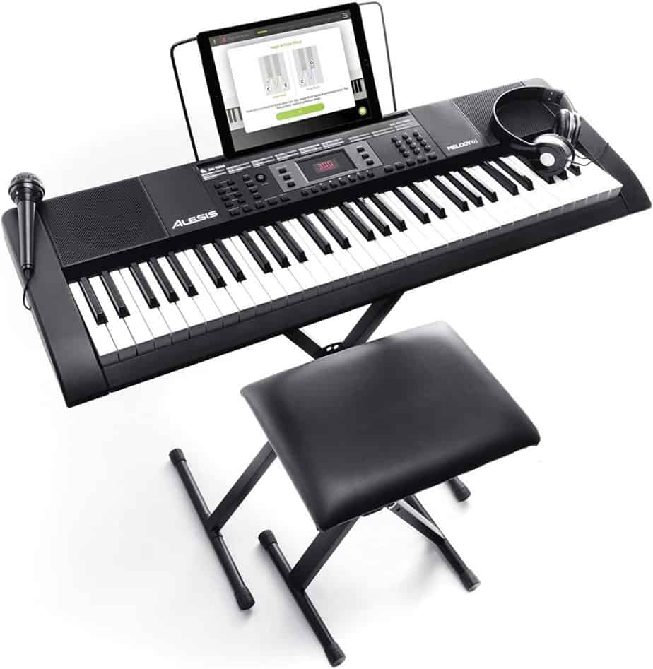 Alesis melody 61MKII keyboard