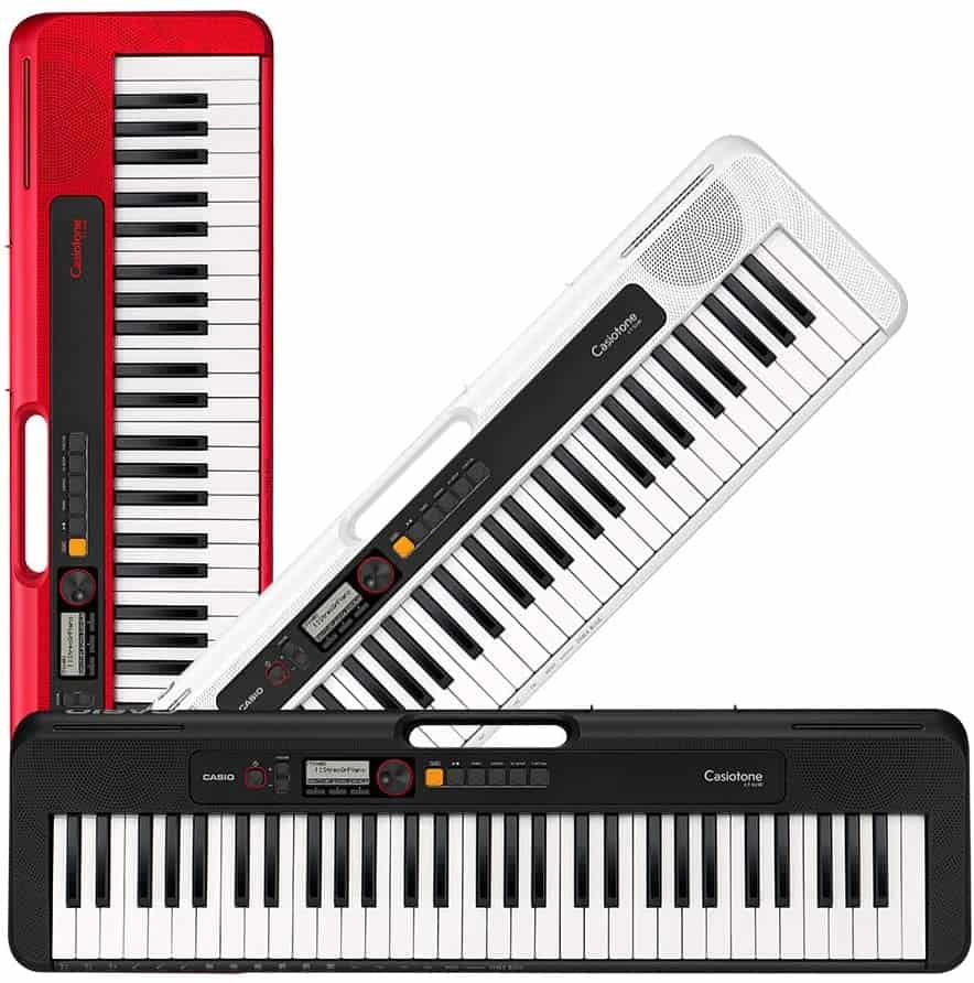 Casio Casiotone 61-key portable piano