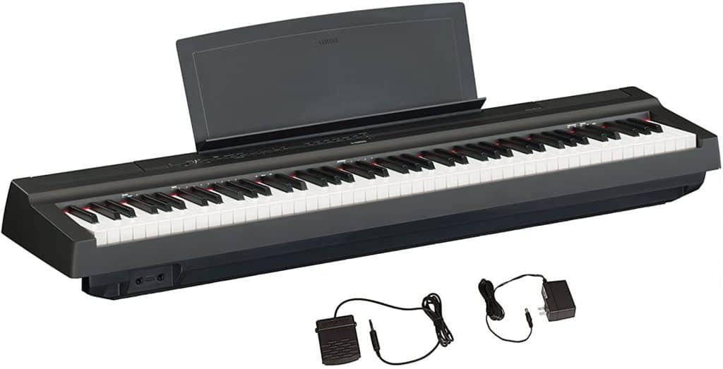 Yamaha P12588 key digital keyboard