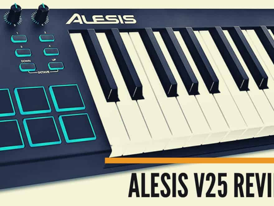 Alesis V25 review