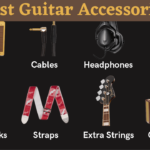 5 Best Guitar accessories you will need when starting out
