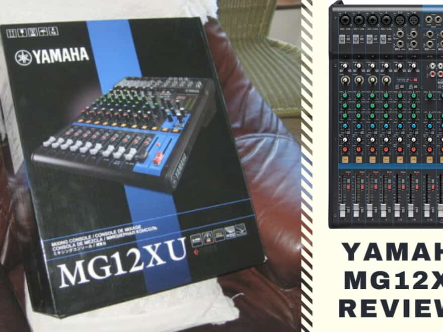 Yamaha MG12XU reviews