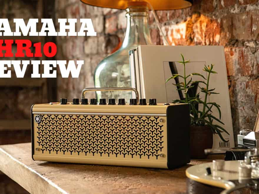 Yamaha Thr10 review