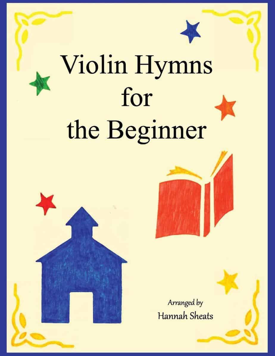 Violin hymns for beginners
