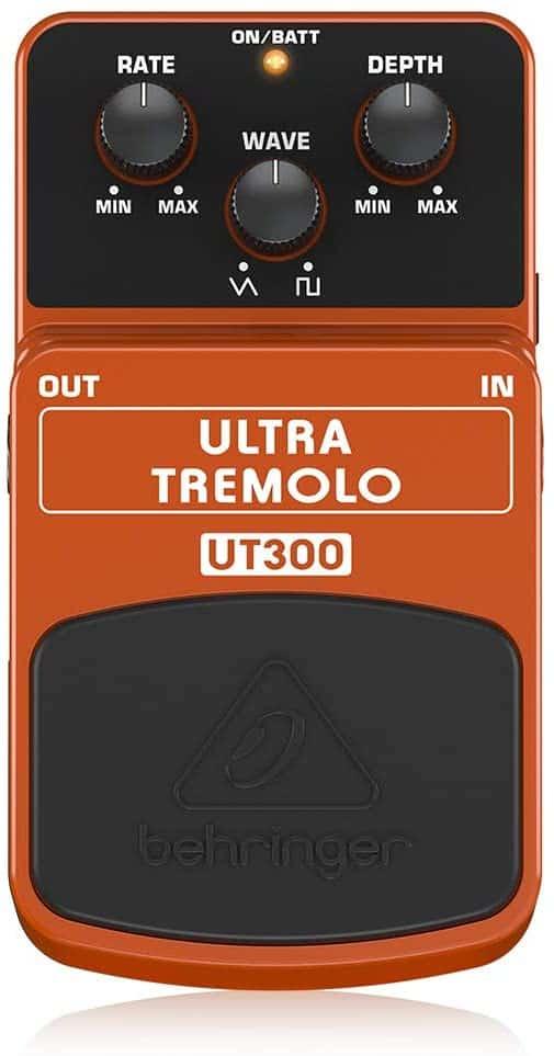 BEHRINGER guitar pedal