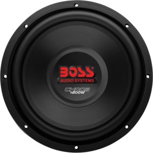 BOSS Audio Systems CH12DVC 12 Inch Subwoofer