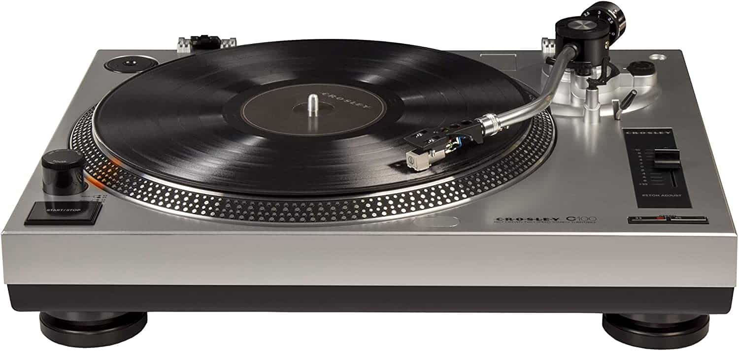Crosley C100 Vinyl Turntable