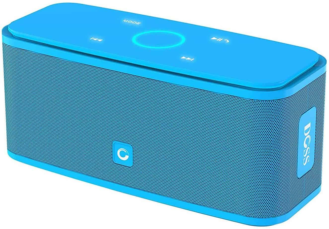 DOSS SoundBox Touch Portable Wireless Bluetooth Speakers