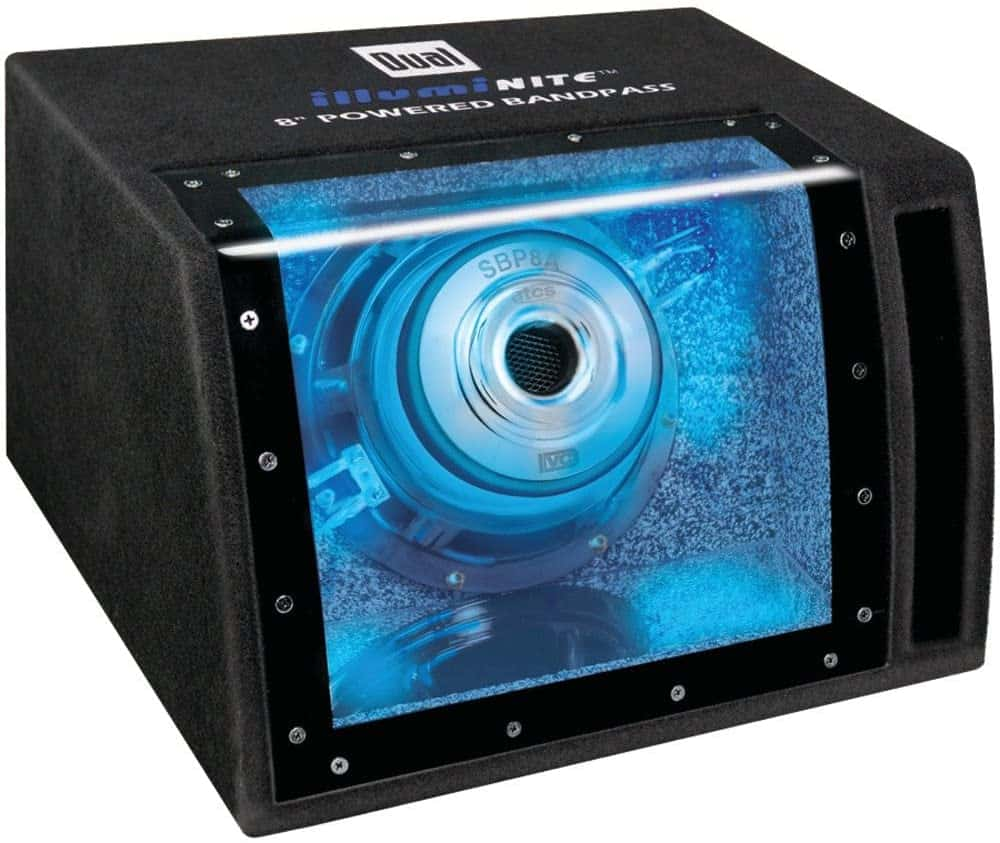 Dual Electrical's Under Seat Subwoofer