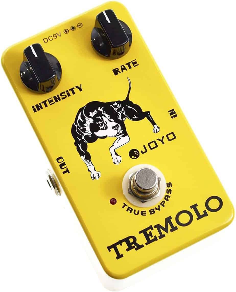 10 Best Tremolo Pedal - Gift Your Guitar Amazing Sound Effects 2