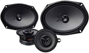 Kenwood KFCXP6903C EXcelon 6 x 9 Speakers