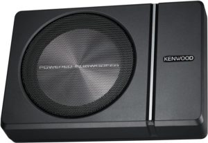 Kenwood Under Seat Subwoofer-KSC