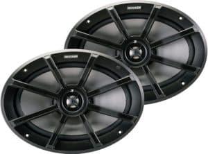 Kicker 40PS694 PS Series 6×9 2-Way Water Resistant Marine Speakers