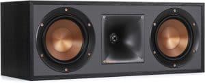 Klipsch R-52C Center Channel Speaker-best center channel speaker