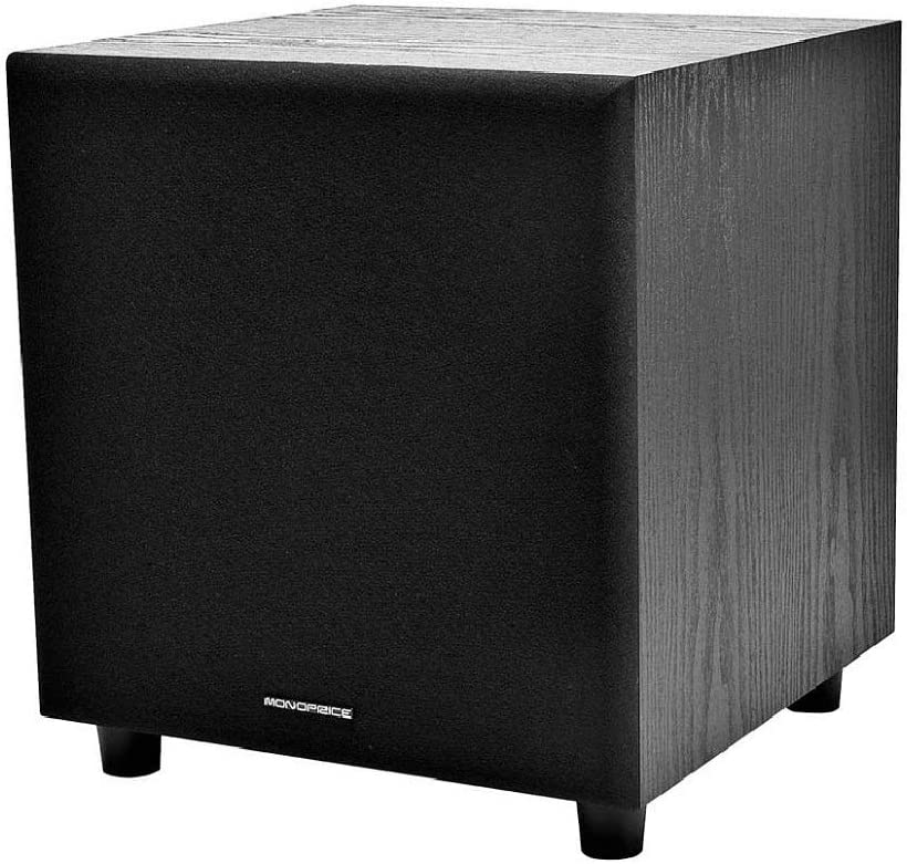 Monoprice 60-Watt Powered Subwoofer