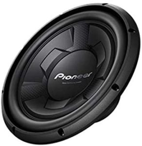 Pioneer TSW126M 12 Subwoofer with IMPP Cone