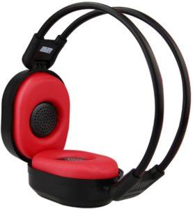 Pixnor foldable wireless headphones
