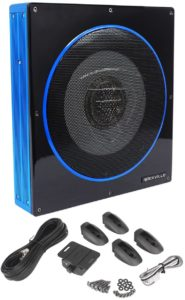 Rockville Subwoofer For Clear Bass