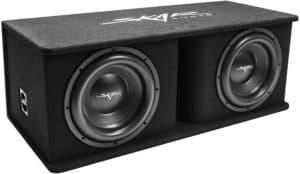 Skar Audio Dual