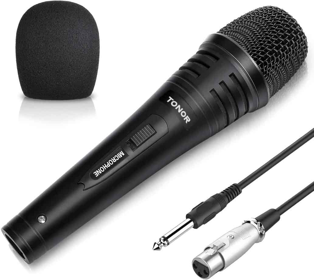 TONOR Dynamic Karaoke Microphone